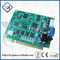 Jamma 60 in 1 Classic Game PCB Board Jamma Multi Game Board for Upright or Cocktail Arcade Machine