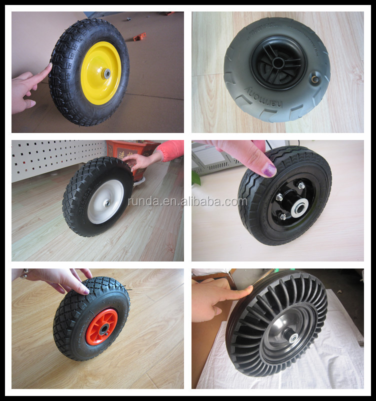 "pu foam wheel 13""x5.00-6"