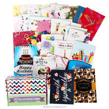 Wholesale assorted greeting cards for all occasions