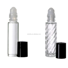 wholesale uk frosted roll on glass vial 10ml