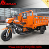 petrol tricycle/three wheel covered motorcycle/tricycle with pedal