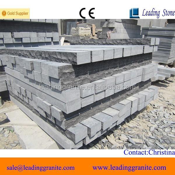 outdoor limestone retaining wall blocks for sale