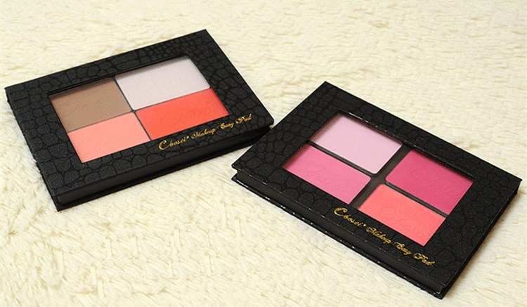Makeup Best Seller Perfect Cosmetics Party Queen Blusher for Facial Blush