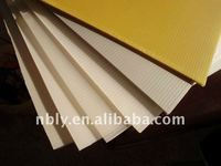recyclable double wall corrugated sheets
