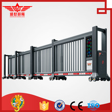 Chinese Cantilever sliding Gate for Station-L1508