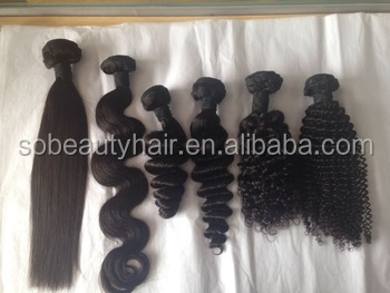 Abundant Stock Grade 8A Can Be Dyed High Quality Hair Extension 100% <strong>Human</strong>