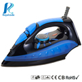 new steam iron, Ceramic soleplate 2200W, 300ml watertank Hot selling in Europe CE/GS/ROHS