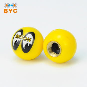 BYC Customized Design Motorcycle Valve Caps
