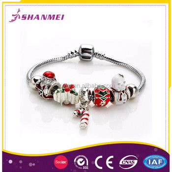 top quality USA Market Oriented Fashion Bangles bead Bracelet Crystal
