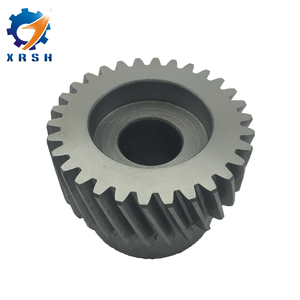 M8 Industrial helical gear wheel with hardened teeth