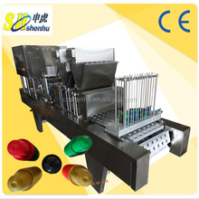 coffee capsule filling and sealing mchine