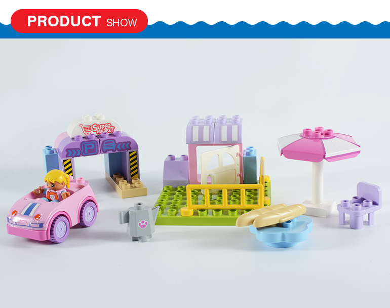 play at home supermarket dream garage set shantou chenghai toy for children