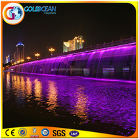 Chinese Outdoor Customized Decoration Waterfall