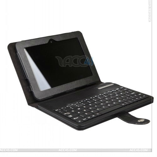 Mini wireless bluetooth keyboard case for amazon kindle fire hd 7.0 P-KINDLEFIREHD7CASE005