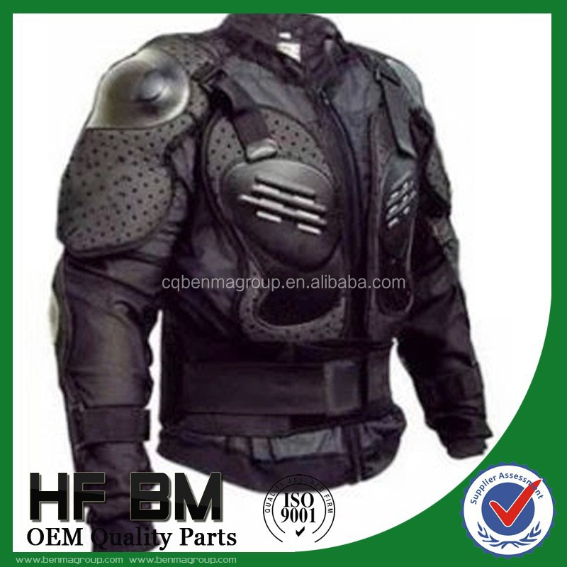 High Quality Motorcycle Full Body Armor Bulletproof Vest for Scooter