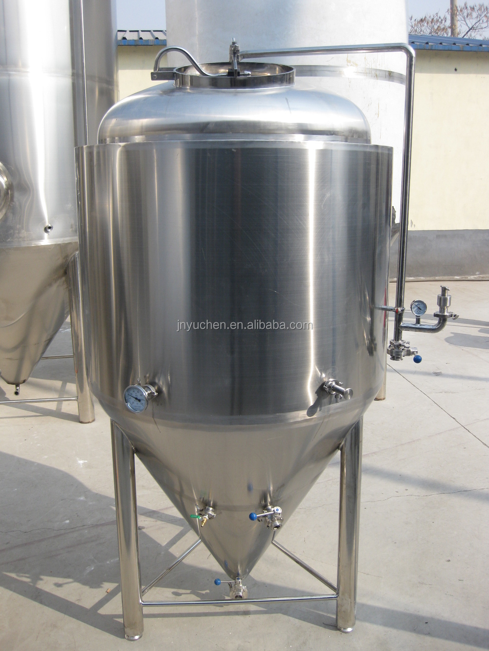 Factory 130 gallon(500L) beer brewing equipment