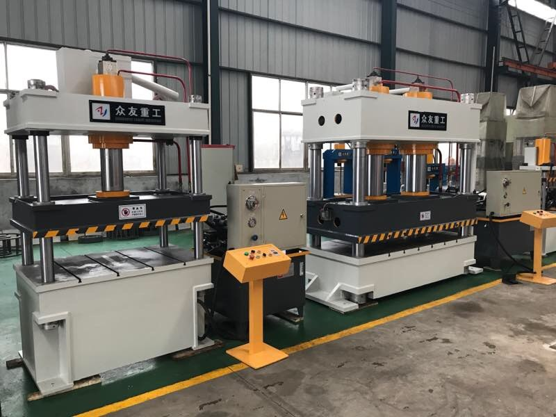 faucet manufacturing hydraulic press machine for stamping
