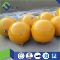 large medium small marine foam filled floating buoy