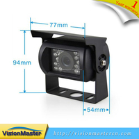 factory price auto gain control analog cctv camera for outdoor