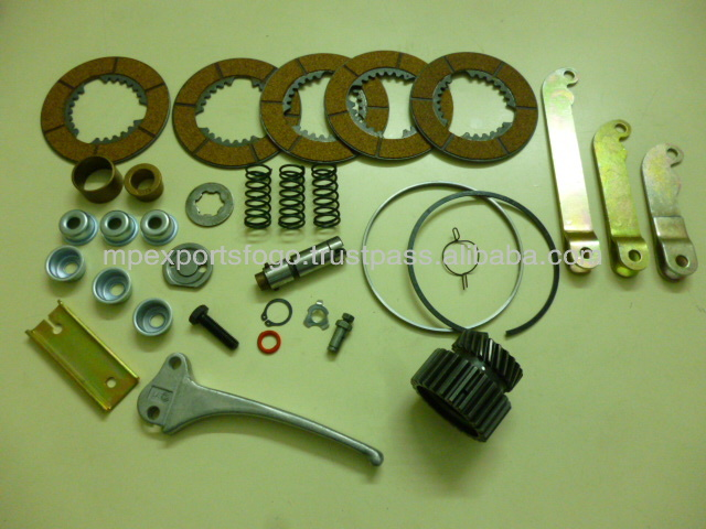 Three wheeler spare parts exporters