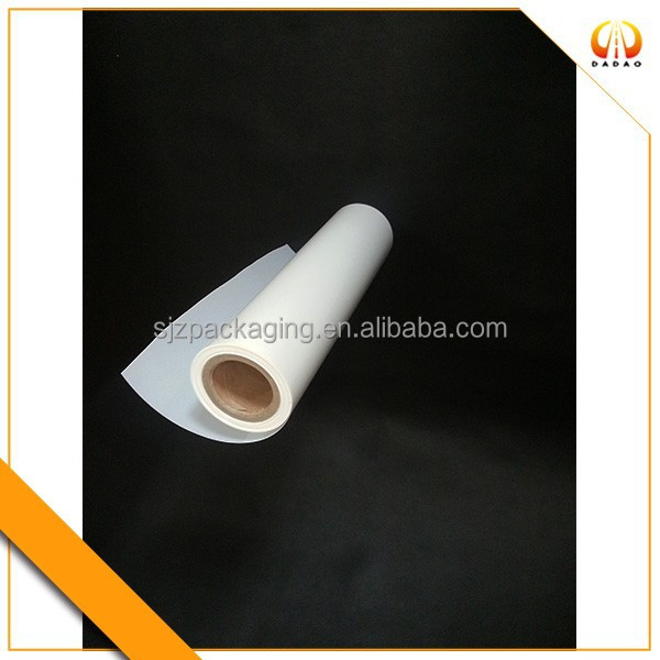 milky white 0.5mm thickness BOPET composite insulate film