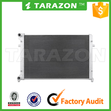Performance Ultra-thin Aluminum Radiator Manual For Volkswagen R32 2008