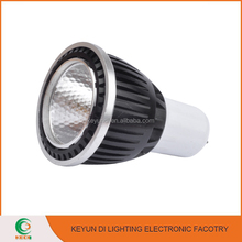CE ROHS certified 2 years warranty factory price 7w aluminum Gu10 led spot light led spotlight