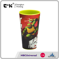 Hot sale eco-friendly 3D kids 3d lenticular drink cup