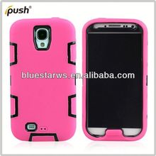 Combo case for samsung galaxy Hybrid Case For Smasung Galaxy Note3, PC Silicone Case For Samsung Note 3