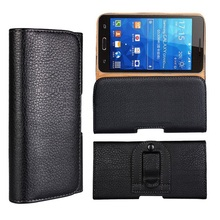 PU leather belt wallet cell phone case for iPhone 7