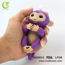 2017 Latest Internative Fingerlings Monkey Baby Toy Finger Monkey Toy