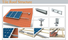 Highly cost effective rail splice kit for solar panel mounting system