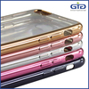 Ultra thin tpu case for iPhone 6, case cover for iPhone 6 soft and transparent tpu back cover