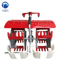 Paddy field weeding machine hydraulic multifunction paddy weeder