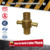 2 inch British flange type hose coupling with many colors