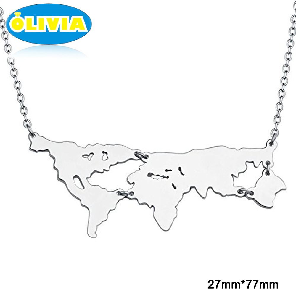 Olivia Jewelry Making Supplies High End Fashion Jewelry Necklace Wholesale