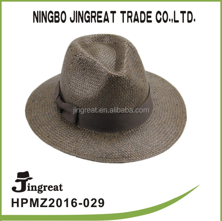 bamboo folding fan hats church hats straw hats