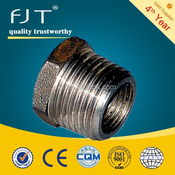 alloy steel forged pipe fittings steel liner bushing