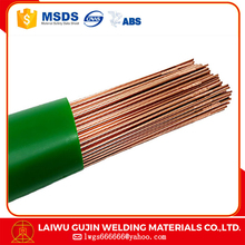 AWS 5.18 ER70S-6 CO2 mig welding wire 15kg/spool 1.0mm from alibaba.com