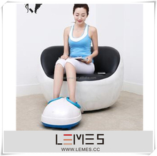 Vibrating Electric Roller Infrared Pedicure Foot Massager Acupressure Machine