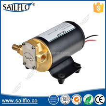 Sailflo IP54 12V/24V 3.7GPM gear oil pump dispenser from China manufacturer