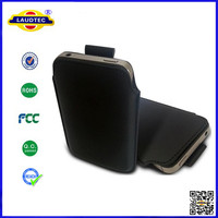 PU Leather Pouch For Sony Xperia Z2 pouch case Accessories--Laudtec