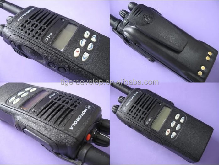 Supply Best Price VHF UHF GP360 Portable Two Way Radio