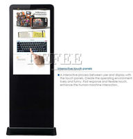 Best sale interactive advertising display multi touch screen kiosk