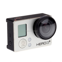 For GoProS HeroS 3 UV Lens Cover Optical Glass Lens Cover for Go Pro HeroS 4 / 3+ / 3 Edition Camera Protective Accessories