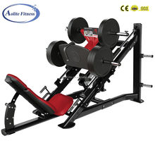 Commercial Gym Equipment Plate Loaded / Hammer Strength Leg Press