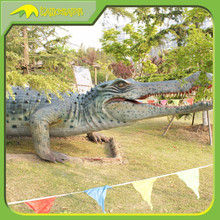 KANOSAUR0621 Attractive Animated Lifelike Robticl Remote Control Crocodile