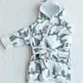 Comfortable Pure Cotton Baby Girl Winter Clothes