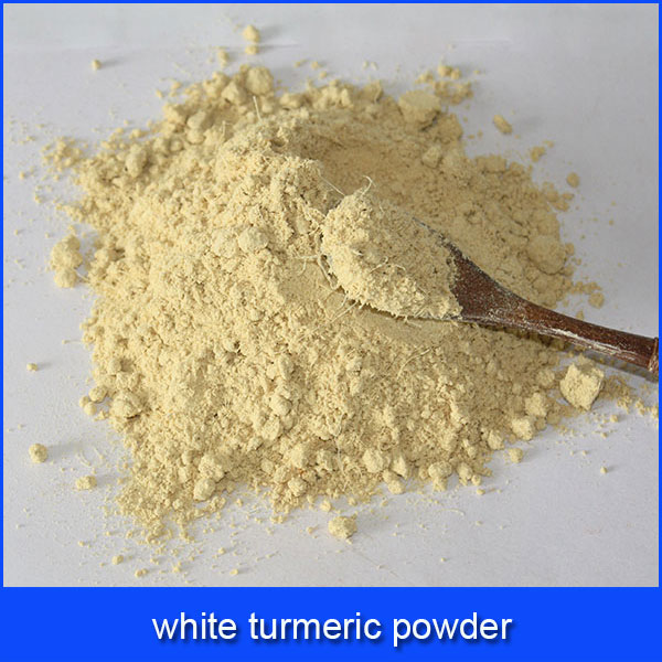white turmeric powder