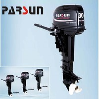 30hp 2 stroke outboard motor/remote control/ electric start / long shaft/ T30AFWL / PARSUN